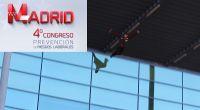 Especialistas de cine y tv en el congreso de prevención de riesgos laborales