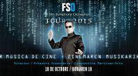 El 18 de Septiembre la FILM SYMPHONY ORCHESTRA arranca su tour 2015 por España