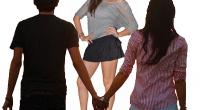 Pone una trampa a su novia y la pilla intentando engañarle con otro