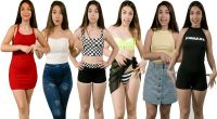 Especial Minifaldas y Shorts Try On Haul Rebajas de verano para Television Alternativa
