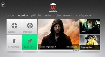 WUAKI.TV Y XBOX 360 UNEN SUS FUERZAS PARA LLEVAR EL MEJOR CINE A TU SALÓN.