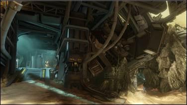 """El pack de mapas Crimson añadirá 3 escenarios y un nuevo modo al multijugador de  """"HALO 4""""  el 10 de Diciembre"""